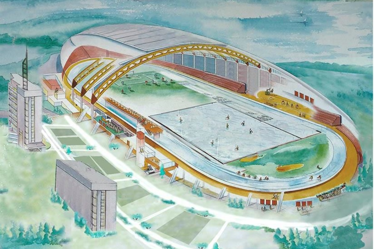 Картинки нарисованного ледового дворца