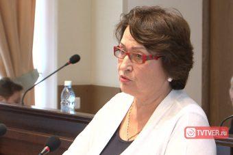 Министра финансов Ирину Северину попросили не мучить Тверскую область