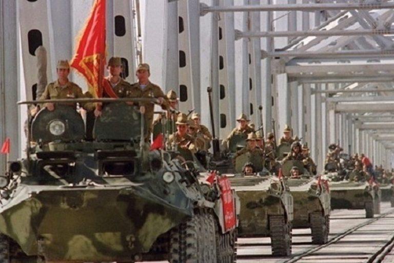 Годовщину вывода советский войск из Афганистана отметят автопробегом через Кимры