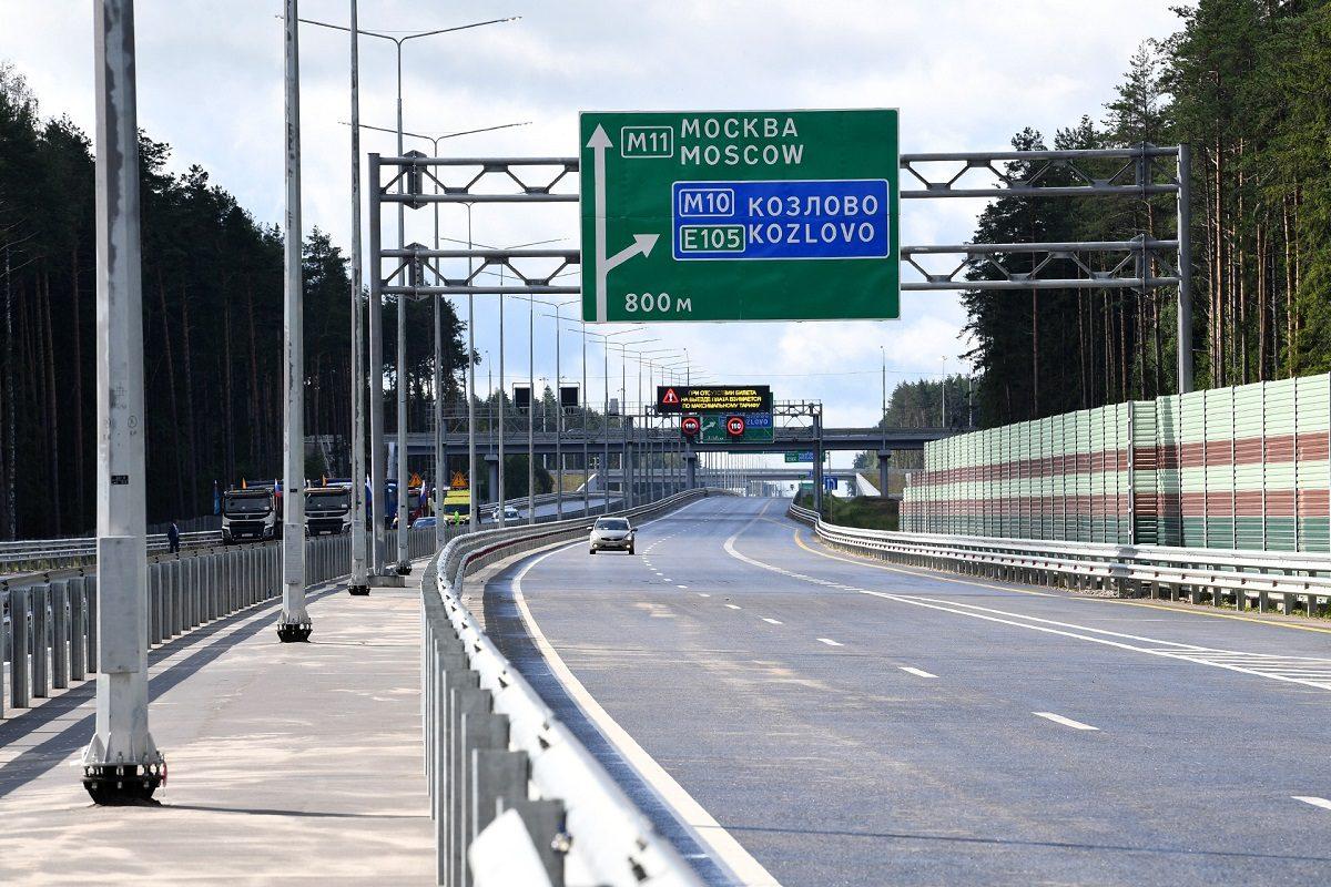 Стоимость м11 от москвы до твери на легковом автомобиле без транспортера проезда блок предохранителей транспортер т5