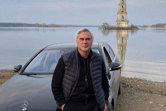 Меладзе в Калязине