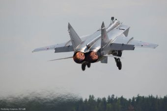 самолеты в Хотилово покинули авиабазу