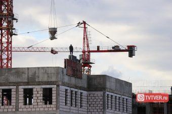 новое Суворовское училище в Твери