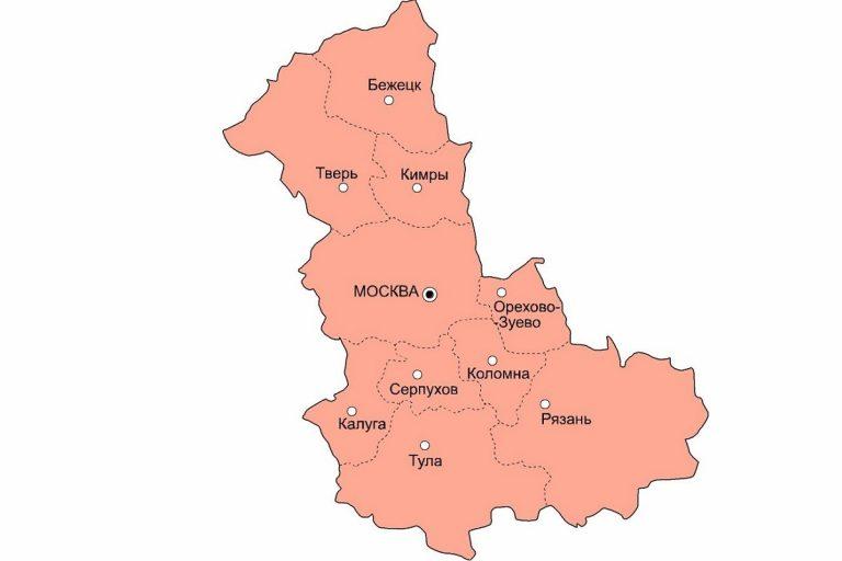 Спустя 91 год Подмосковье вспомнило, что Кимрский район был его частью