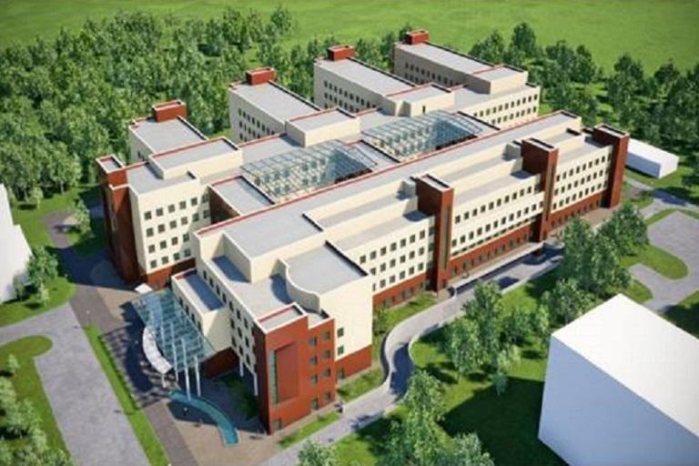 В Твери ускорят строительство новой детской областной клинической больницы