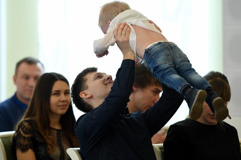 Игорь Руденя: в Тверской области увеличилось количество многодетных семей