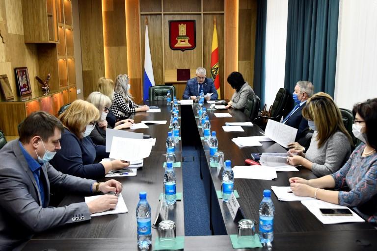 В Законодательном собрании Тверской области обсудили изменения в федеральный закон о занятости населения