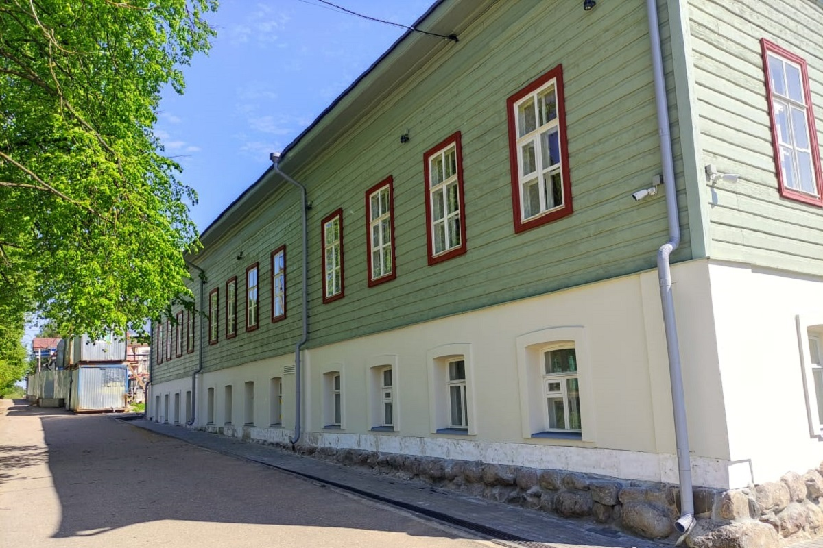 Бежецкий краеведческий музей обзаведется новыми экспозициями