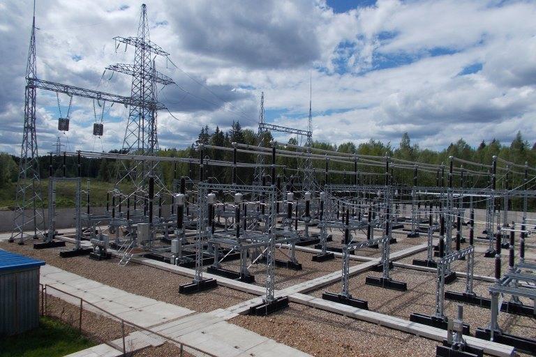 В Тверской области модернизировали и ввели в эксплуатацию одну из ключевых питающих электроподстанций