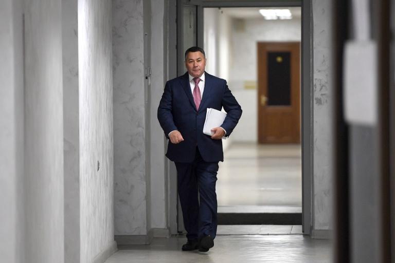 Игорь Руденя подал документы на выдвижение кандидатом на пост губернатора Тверской области