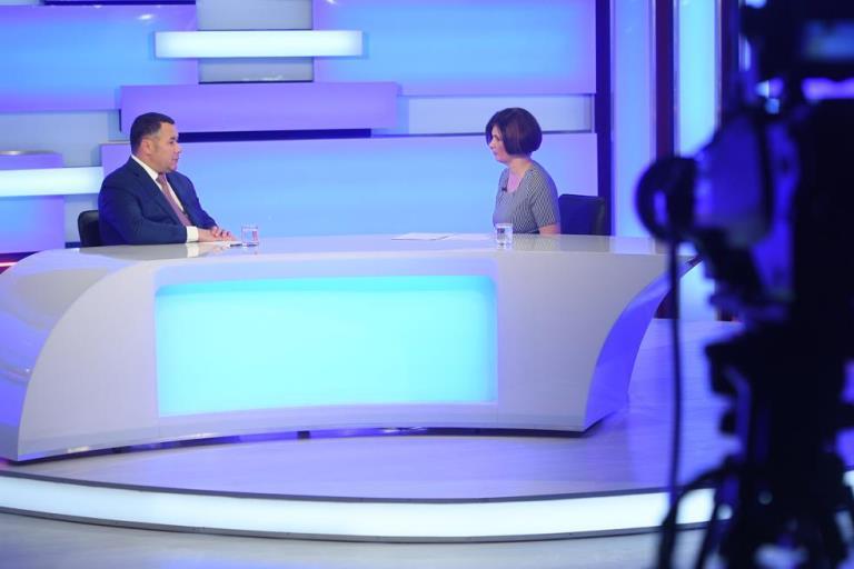 Губернатор Тверской области призвал жителей и гостей региона соблюдать меры противопожарной безопасности и правила поведения на воде