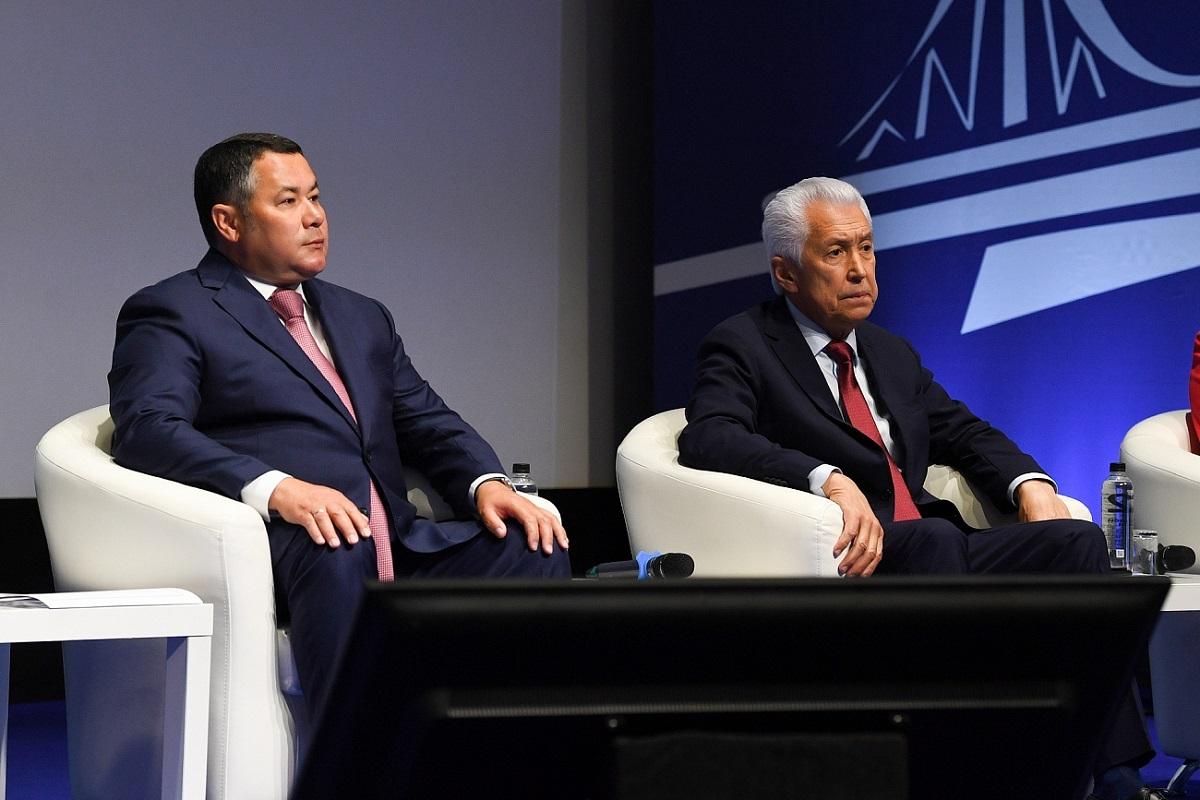 Игорь Руденя выдвинут кандидатом на должность Губернатора Тверской области от партии Единая Россия