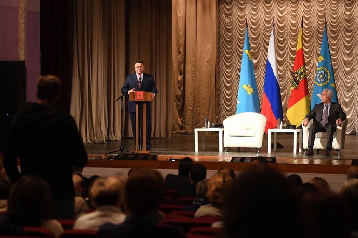 Газификация и новая модель пассажирских перевозок в Тверской области будут расширены