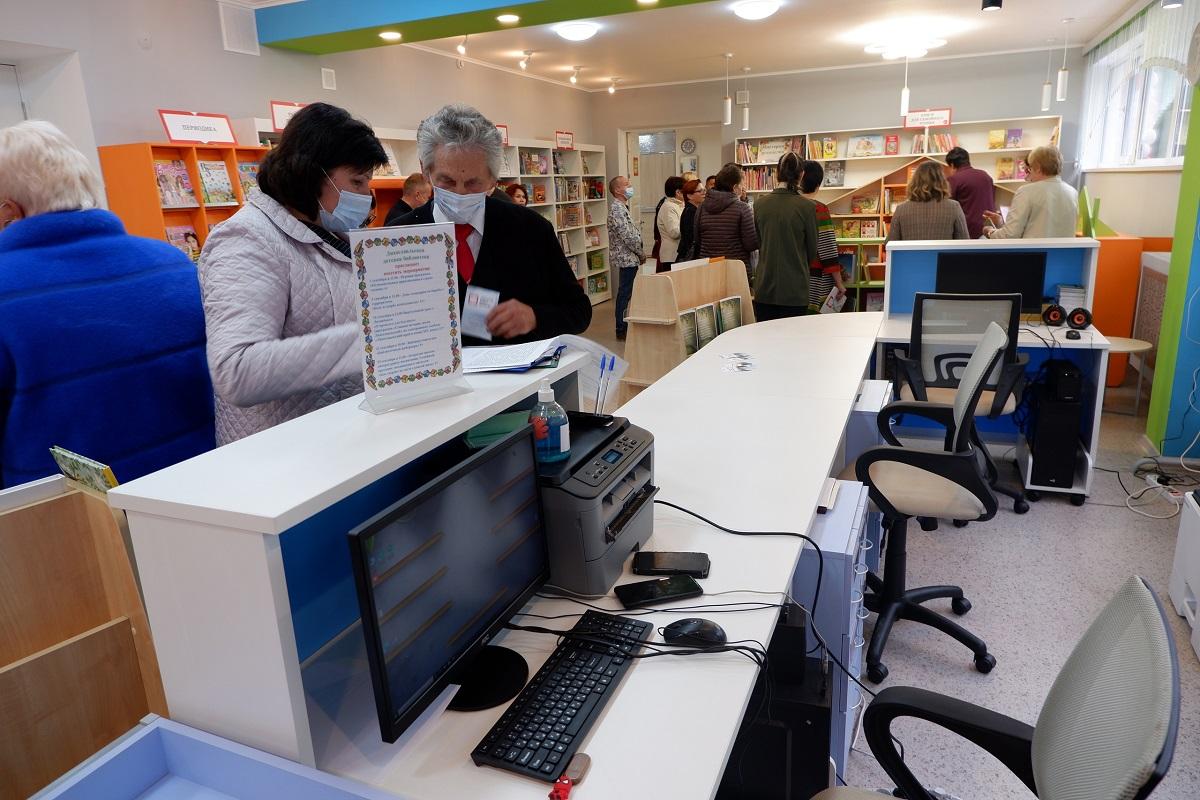 Первая модельная библиотека открыта в Тверской области