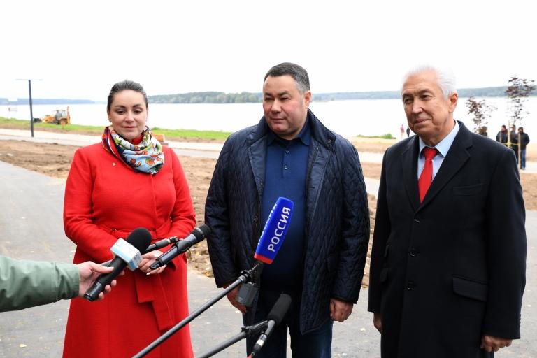 Итоги выборов: Единая Россия одержала победу на всех уровнях выборов в Тверской области