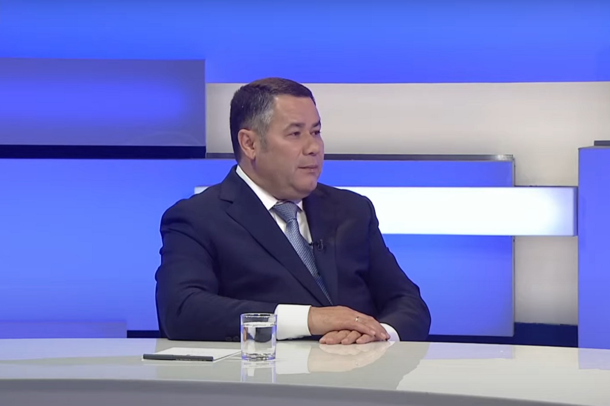 Губернатор Тверской области рассказал, что осталось за кадром во время встречи с президентом РФ