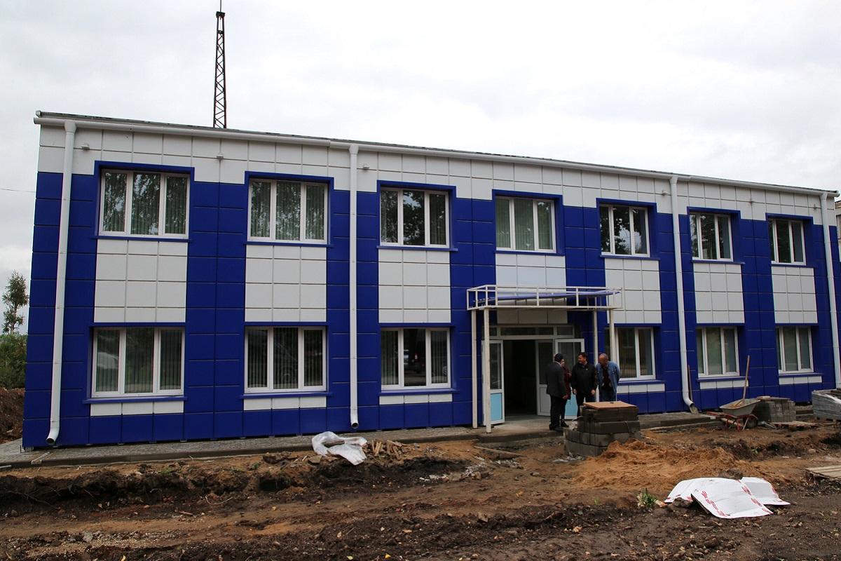 До 15 сентября завершится ремонт подстанции скорой помощи во Ржеве