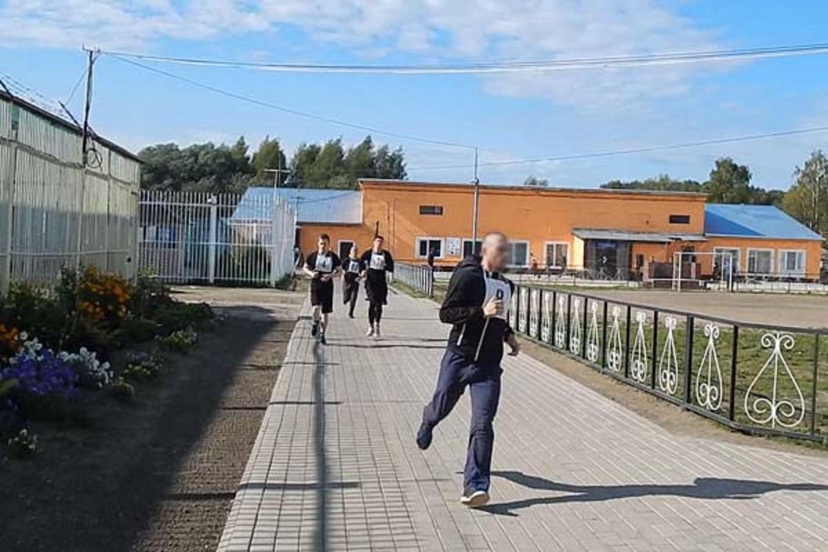 Осужденные в Тверской области сдавали нормативы ГТО